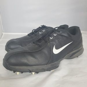 NIKE Golf Men's Sz 9 Durasport Black